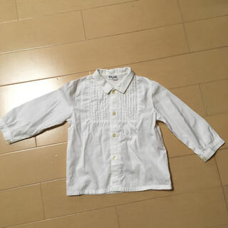 celine - セリーヌ ブラウス 白シャツ 90 レナウン