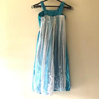 ディズニー(Disney)のドレス アナと雪の女王 エルサ プリンセス 120 130 140(ドレス/フォーマル)
