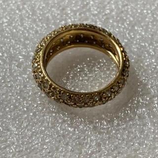 スタージュエリー(STAR JEWELRY)のスタージュエリー k18ダイヤ1.65ctフルダイヤエタニティリング(リング(指輪))