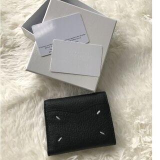 マルタンマルジェラ(Maison Martin Margiela)の メゾンマルジェラ Maison Margiela 3つ折り財布 【新品未使用】(折り財布)