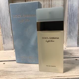 ドルチェアンドガッバーナ(DOLCE&GABBANA)の未使用品 ドルチェ&ガッバーナ ライトブルー オードトワレ 50ml(ユニセックス)