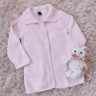ラルフローレン(Ralph Lauren)の今週限定 baby pink knit(ニット)