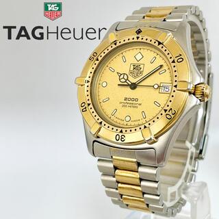 TAG Heuer - タグホイヤー時計 メンズ腕時計 プロフェッショナル 2000