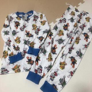 エイチアンドエム(H&M)のH&M パウパトロール  パジャマ 110サイズ (パジャマ)