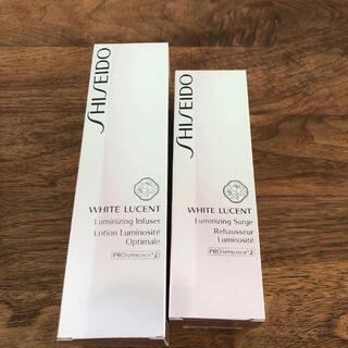 シセイドウ(SHISEIDO (資生堂))のホワイトルーセント 化粧水乳液(化粧水/ローション)