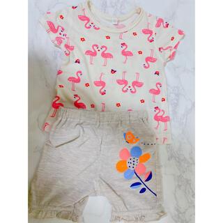 ニシマツヤ(西松屋)のパジャマ 80 セット(パジャマ)