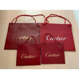 カルティエ(Cartier)のカルティエ紙袋(ショップ袋)