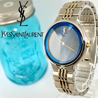 サンローラン(Saint Laurent)の174 イヴサンローラン時計 メンズ腕時計 レディース腕時計 新谷電池 Yカット(腕時計(アナログ))