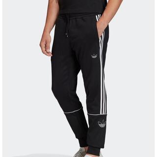 アディダス(adidas)の新品 アディダス ジョガーパンツ アウトライン ブラック プレゼント(その他)