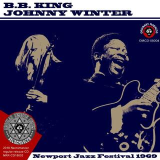 B.B. KING / JOHNNY WINTER / NEWPORT JAZZ(ブルース)