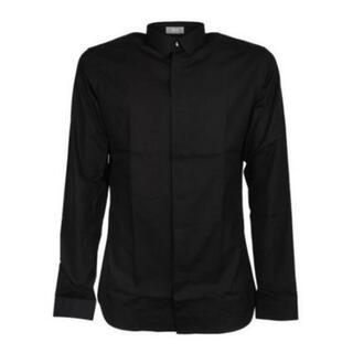 クリスチャンディオール(Christian Dior)のDior メンズ シャツ 黒 L(シャツ)
