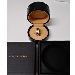 BVLGARI - ★正規品BVLGARI  B-zero-1 K18WG  約20号 約10.7g