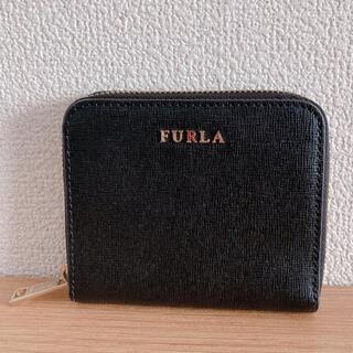 Furla - 【フルラ】正規品 二つ折り財布 黒