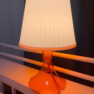 イケア(IKEA)のIKEA ランプ ランパン(LAMPAN)(電球付き)(テーブルスタンド)