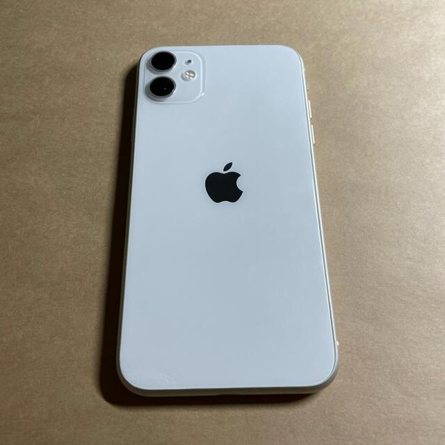 Apple(アップル)のiPhone 11 64GB SIMフリー スマホ/家電/カメラのスマートフォン/携帯電話(スマートフォン本体)の商品写真