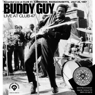 BUDDY GUY / LIVE AT CLUB 47(ブルース)