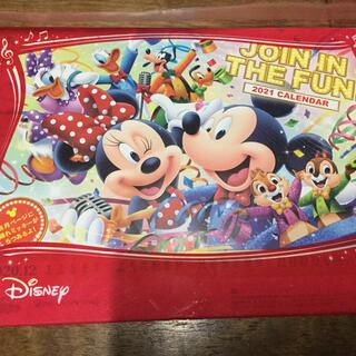 ディズニー(Disney)の☆ カレンダー2021 壁掛け ディズニー ☆ 第一生命(カレンダー/スケジュール)