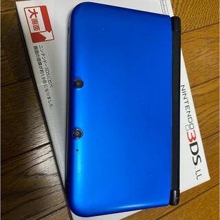 ニンテンドー3DS - 3DS LL 本体 箱付き