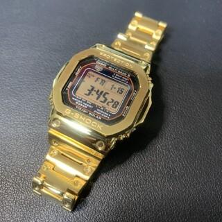G-SHOCK - Gショック GWM5610 カスタム GM5600 タフソーラー メタル金属