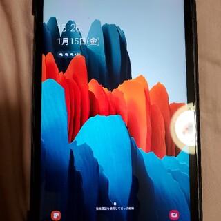 ギャラクシー(Galaxy)の美品!GALAXY TAB S7 最高性能Androidタブレット(タブレット)