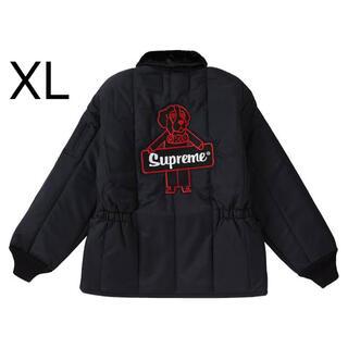 Supreme - Supreme RefrigiWear ジャケット Black XLサイズ