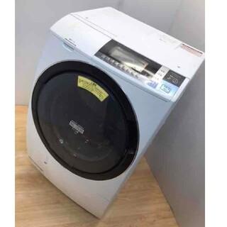 ヒタチ(日立)のドラム式洗濯機 日立 ビッグドラムスリム 10キロ(洗濯機)