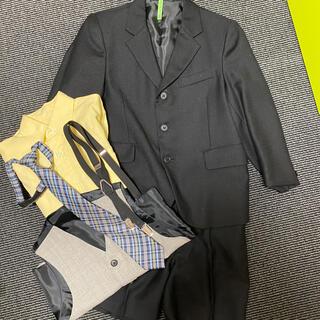 クリーニング済男の子 フォーマルスーツ セット 120(ドレス/フォーマル)
