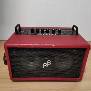 PJB DOUBLE FOUR BG-75 ベースアンプ 赤(ベースアンプ)