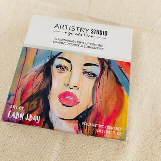 アムウェイ(Amway)のアーティストリー スタジオ イルミネイティング ライトアップ コンパクト カラー(フェイスカラー)