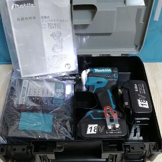 マキタ(Makita)のマキタ TD171DGX 18Vインパクトドライバー  新品未使用フルセット(工具/メンテナンス)