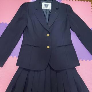 イーストボーイ(EASTBOY)のconomi ブレザー スカート 制服 紺 2点セット(セット/コーデ)