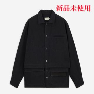 MAISON KITSUNE' - maisonkitsune worker shirt