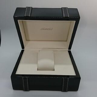 ガガミラノ(GaGa MILANO)のGaGa MILANO オリジナルBOX BK(腕時計(アナログ))