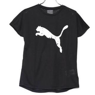 プーマ(PUMA)のPUMA レディース フィットネス Tシャツ A.C.E. クルーTシャツM(Tシャツ(半袖/袖なし))