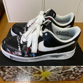 PEACEMINUSONE - nike air force1 paranoise パラノイズ 27cm
