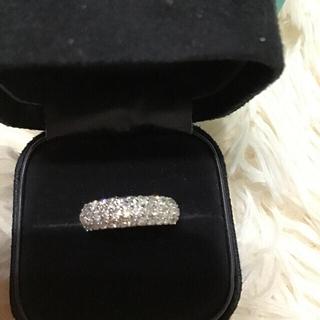 ダイヤモンド リング 1ct 美品(リング(指輪))