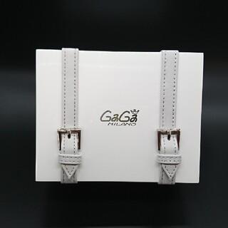 ガガミラノ(GaGa MILANO)のGaGaMILANOオリジナルBOX WT(腕時計(アナログ))