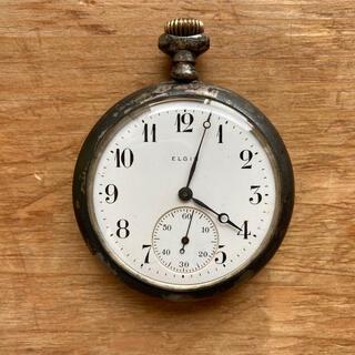 エルジン(ELGIN)のエルジン ELGIN 懐中時計 ♥現状渡し♥(腕時計(アナログ))