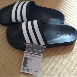 アディダス(adidas)のアディダス★サンダル★26.5cm(サンダル)