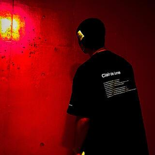 三代目 J Soul Brothers - CLAIR DE LUNE Tシャツ 初期モデル