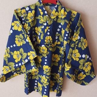 キャサリンコテージ(Catherine Cottage)のキャサリンコテージ 浴衣ドレス120㎝(甚平/浴衣)