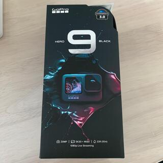 ゴープロ(GoPro)のGoPro hero9BLACK(ビデオカメラ)