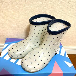 コムサイズム(COMME CA ISM)のコムサイズム/長靴/19cm(長靴/レインシューズ)