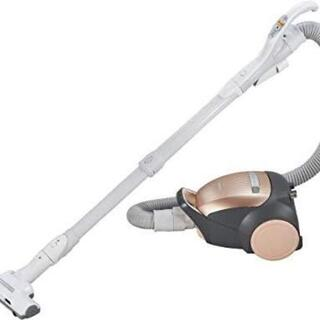 パナソニック(Panasonic)の新品  パナソニック MC-PK21A-P 紙パック式掃除機 ピンクゴールド 掃(掃除機)