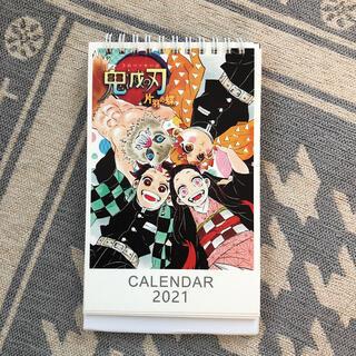 鬼滅の刃 卓上カレンダー 2021(カレンダー)