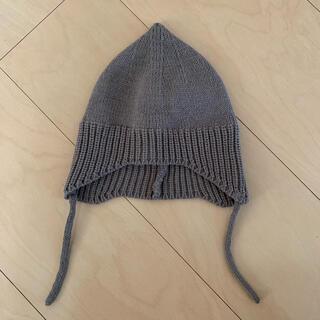 ザラ(ZARA)のzarababy ボンネット ニット帽(帽子)