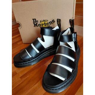 ドクターマーチン(Dr.Martens)のDr.Martens CLARISSAⅡ UK4 Sandals サンダル(サンダル)