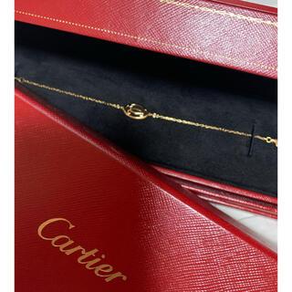 Cartier - カルティエ ロゴドゥーブル ブレスレット