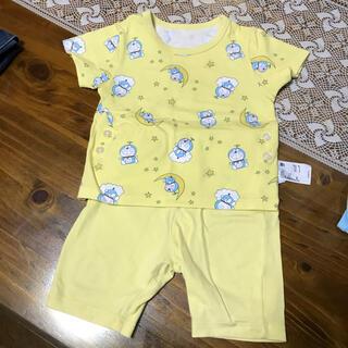 ユニクロ(UNIQLO)のユニクロ ドラえもんパジャマ 半袖 80サイズ(パジャマ)