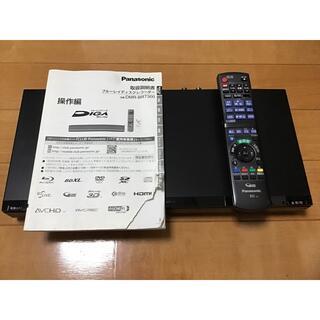 パナソニック(Panasonic)の【ジャンク品】 Panasonic BDレコーダー DMR-BRT300(ブルーレイレコーダー)